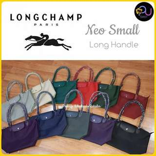 Longchamp Neo Small Long Handle