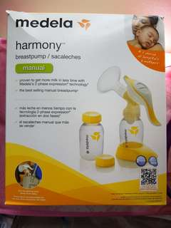 PL Medela Harmony Manual Breast Pump