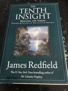 The Tenth Insight - Holding the Vision (Further Adventures of The Celestine Prophecy) by James Redfield