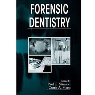 [E-Book] Forensic Dentistry Kindle Edition by Paul G. Stimson (Author, Editor),‎ Curtis A. Mertz