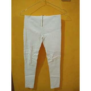 Legging white