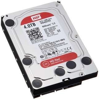 Western Digital WD40EFRX WD RED 4TB