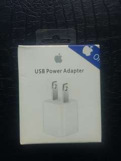 Iphone Charger Complete Set( With Connector and Lightning Cable)