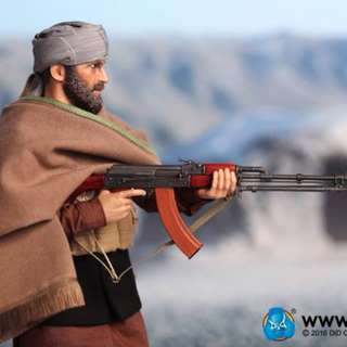 DID  - Afghanistan Civilian Fighter No. 1  - Soviet Invasion 1980s