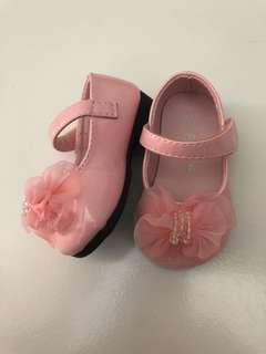 Baby Girl Shoes - 12.5cm