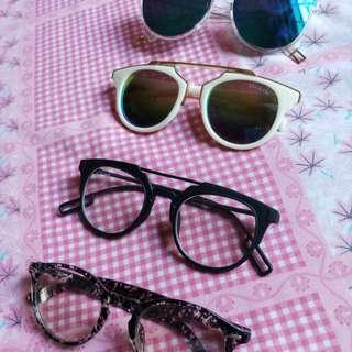 Kacamata All items