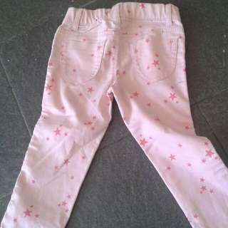 #makintebel celana pink