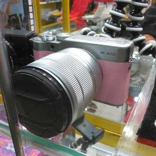 Kredit Kamera Fujifilm X-A10