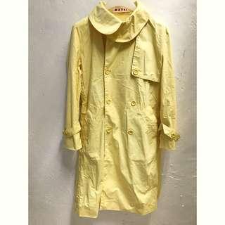 🈹 MARNI 鮮黃色外套