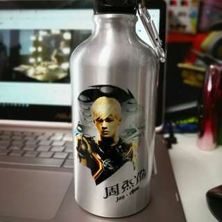 Jay Chou Water Bottle Concert Collectible