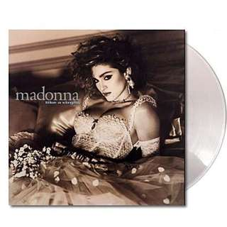 Madonna - Like A Virgin (Limited Edition Clear 180gm Vinyl)