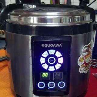 Sugawa pressure cooker