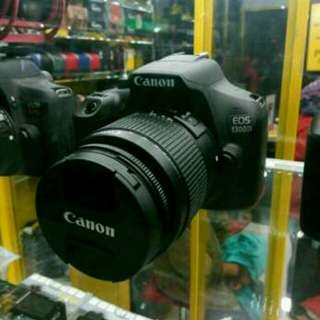Kredit Kamera Canon 1300D
