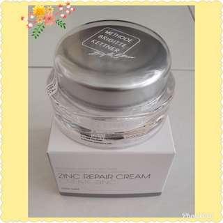 Zinc repair cream