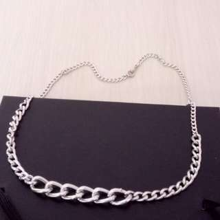 [25Years or more] Metal Chain Necklace