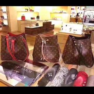 $180 Lv bucket bag