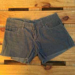 American Eagle Corduroy Shorts
