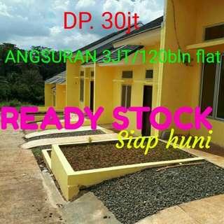 Rumah murah Tanpa Bank Di Sasak Panjang Bogor