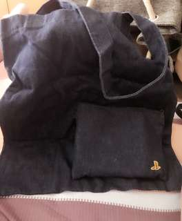 PlayStation tote bag