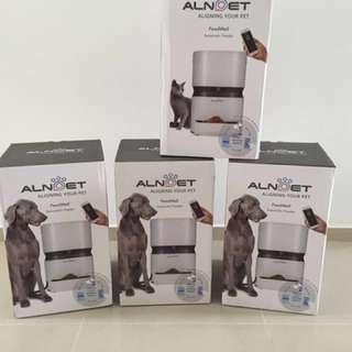 Alnpet automatic feeder