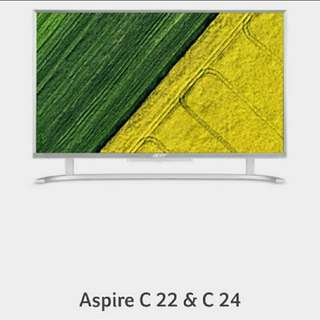 ACER Aspire C22-720 Windows 10