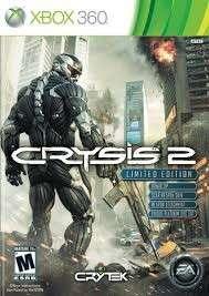 CRYSIS 3 & 2 COMBO (XBOX 360)
