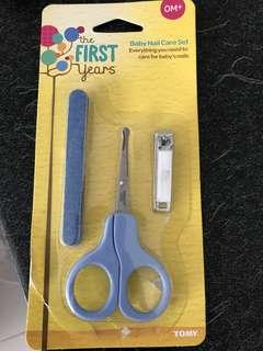 Baby nail care set