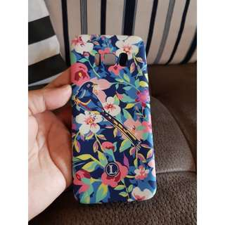 Casing  s8 - flower design