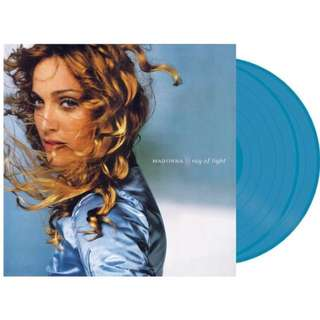 Madonna - Ray Of Light (Limited Edition Blue 180gm Double Vinyl)