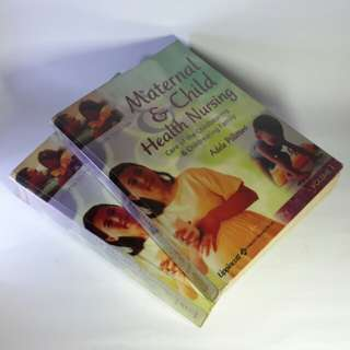 Nursing Books Maternal & Child Health Nursing 4th Edition
