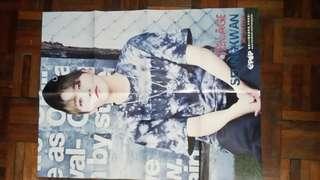 Seungkwan/Jihyo Epop Poster