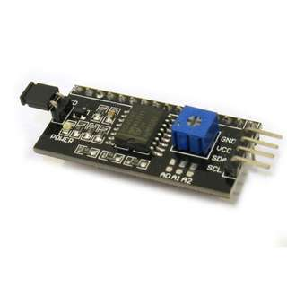 IIC/I2C for LCD1602/2004A LCD (LCD is not included)