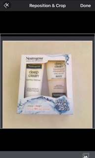 Neutrogena Skincare Set