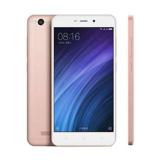 Xiaomi Redmi 4A [2/16GB] Rose Kredit Mudah