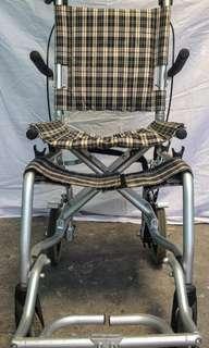 Foldable Pushchair for the Elderly