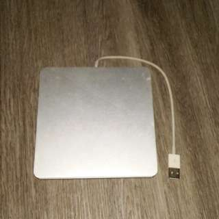 Apple Superdrive USB External CD  DVD Reader/ Burner