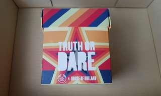 BNIB Brand New Body Shop Truth Or Dare Limited Edition Shower Gel & Cream