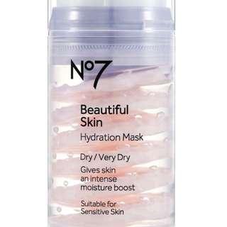 N07 moisturizing mask