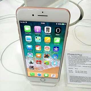 Kredit Iphone 8 plus 64 Gb Tanpa Kartu Kredit  proses 3 menit