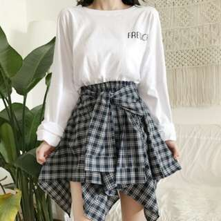 (PO) FRENCH Minimalistic Oversized Long Sleeves Top