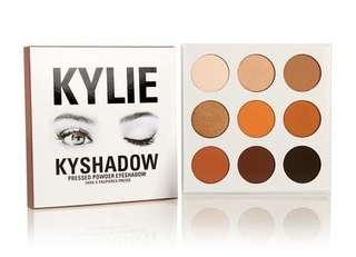 Kylie Kyshadow BRONZE Palette