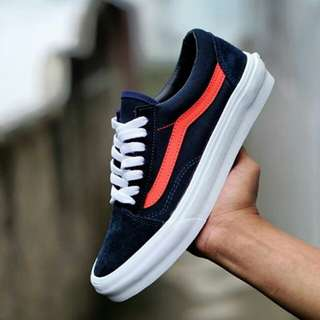 VANS OLDSKOOL NANY ORANGE (PREMIUM)