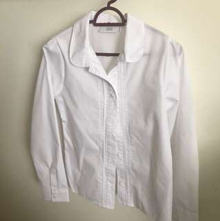 White shirt for Girl's
