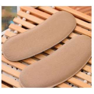 Heel Pad Foot Care Insole Sticky Back Protector (1 Pair)