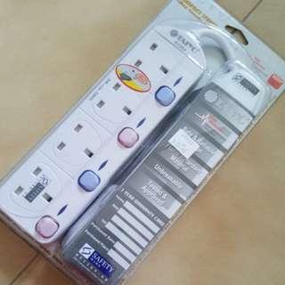 Taiyo 13Amp Extension Socket