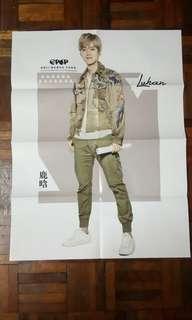 Luhan / BAP Epop Poster
