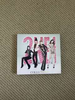 2ne1 Collection Album Type B