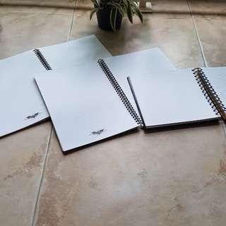 $3 for 3 Notebooks