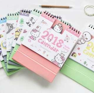 (BN) Hello Kitty 2018 Calendar