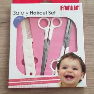 Farlin Safety Haircut Set